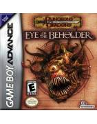 Dungeons & Dragons Eye of the Beholder Gameboy Advance