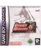 Dynasty Warriors Gameboy Advance