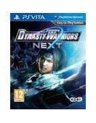 Dynasty Warriors Next Playstation Vita