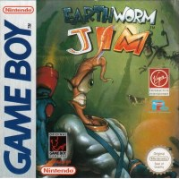 Earthworm Jim Gameboy
