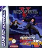 Ecks vs. Sever Gameboy Advance