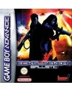 Ecks vs. Sever Ballistic Gameboy Advance
