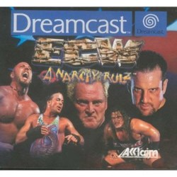 ECW Anarchy Rulz Dreamcast