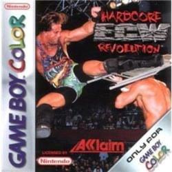 ECW Hardcore Revolution Gameboy