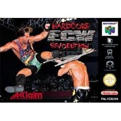 ECW Hardcore Revolution N64