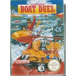 Eliminator Boat Duel NES