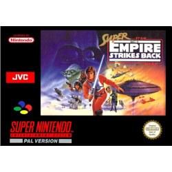 Empire Strikes Back SNES