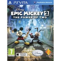 Epic Mickey 2: The Power of Two Playstation Vita