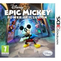 Epic Mickey The Power of Illusion 3DS