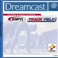 ESPN International Track and Field Dreamcast