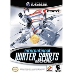 ESPN International Winter Sports Gamecube