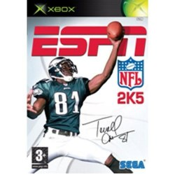 ESPN NFL Football 2K5