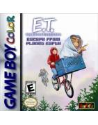 ET Escape from Planet Earth Gameboy