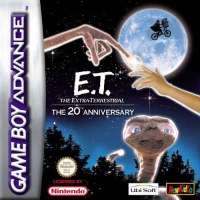 ET The Extra Terrestrial Gameboy Advance