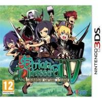 Etrian Odyssey IV Legends of the Titan 3DS