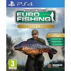 Euro Fishing Sim...