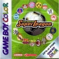 European Super League Gameboy