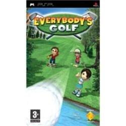Everybodys Golf PSP