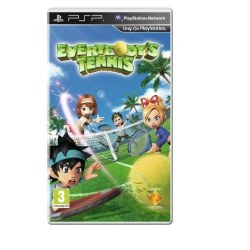 Everybodys Tennis PSP