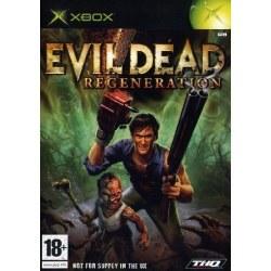 Evil Dead Regeneration Xbox Original