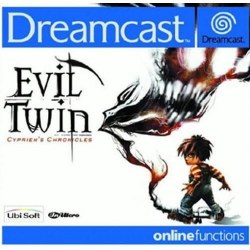 Evil Twin: Cyprien's Chronicles Dreamcast