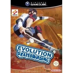 Evolution Skateboarding Gamecube
