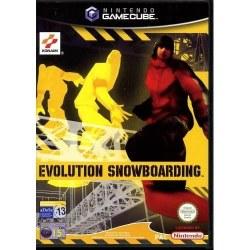 Evolution Snowboarding Gamecube