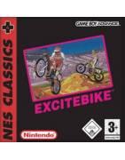 Excitebike NES Classic Gameboy Advance