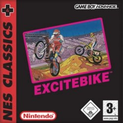 Excitebike NES Classic
