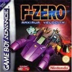 F Zero Maximum Velocity