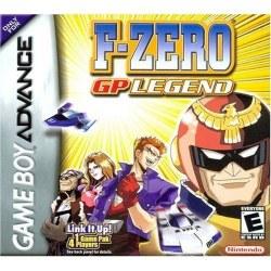 F Zero: GP Legend Gameboy Advance