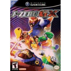 F-Zero GX Gamecube