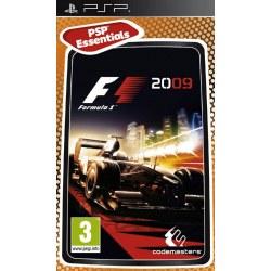 F1 2009 Essentials PSP