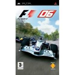 F1 06 Formula 1 PSP