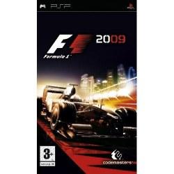 F1 2009: Formula 1 PSP