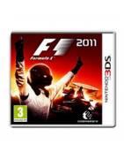 F1 2011: Formula 1 3DS