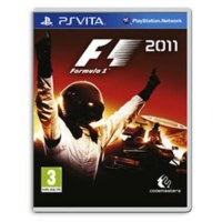 F1 2011: Formula 1 Playstation Vita