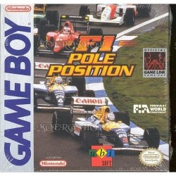 F1 Pole Position Gameboy