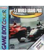 F1 World Grand Prix Gameboy