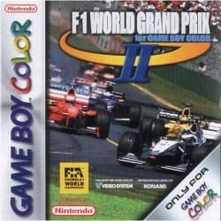F1 World Grand Prix  2 Gameboy