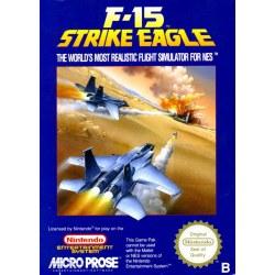 F15 Strike Eagle NES