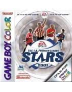 FA Premier League STARS 2001 Gameboy