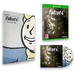 Fallout 4 with Artbook and...