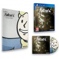 Fallout 4 with Artbook and Soundtrack PS4