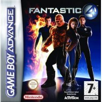 Fantastic 4 Gameboy Advance