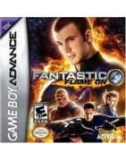 Fantastic 4: Flame On Gameboy Advance
