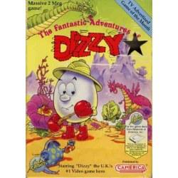 Fantastic Adventures Of Dizzy NES