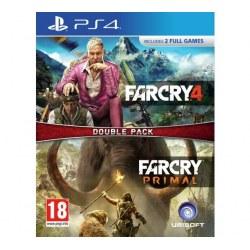 Far Cry 4 & Far Cry Primal...