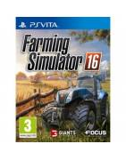Farming Simulator 16 Playstation Vita