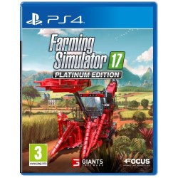 Farming Simulator 17...